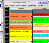 medical office scheduling software